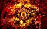 FC Manchester United A3 HD Poster Art shi1276