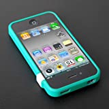 CAZE ThinEdge frame case for iPhone 4/4S Bumper Blue 【世界最薄バンパー】