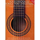 Your Favourite Songs For Christmas Easy Guitar. Sheet Music for Guitar Tab(with Chord Boxes)