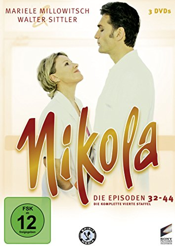 Nikola - Die Episoden 32-44 [3 DVDs]