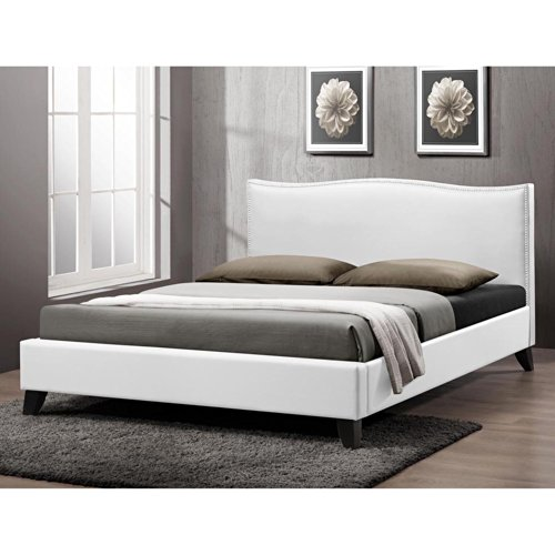 Beds With Leather Headboards 1449 front