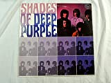 Shades of Deep Purple T-102 vinyl LP 1968