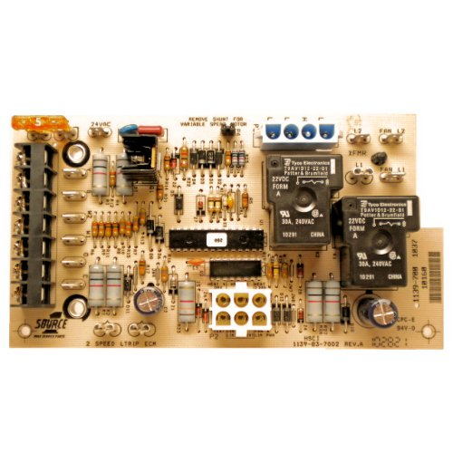 Furnace Control Board Onetrip Parts® Direct Replacement For York Coleman Evcon Luxaire S1-03101264002 front-515201