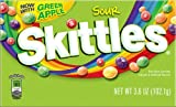 Skittles Sours Theater Box, 3.60 Ounce (Pack of 12)