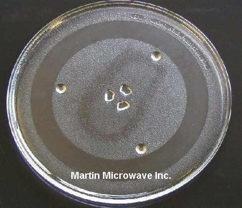 Emerson Microwave Glass Turntable Plate / Tray 11 1/4 In 203500 (Emerson Microwave Oven Parts compare prices)