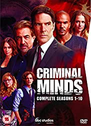 Criminal Minds - Season 1-10 [DVD]