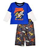 Carter's Little Boys' 2 Piece Amazing Adventures in Space Comfy Fit Pajamas