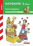 Training Mathematik Grundschule / Sachaufgaben 3. Klasse