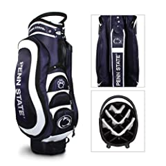 Brand New Penn State Nittany Lions NCAA Cart Bag - 14 way Medalist by Things for You