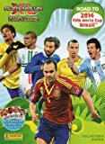 Adrenalyn XL Road To 2014 World Cup Russia Base Card Team Set (7 Cards)