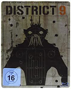 District 9 (Limited Steelbook Edition) [Blu-ray]