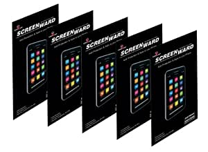 Galaxy Note 3 Neo SM-N7500 Screen protector, Scratch Guard, Screenward (Pack of 5) Screen Protector Scratch Guard For Samsung Galaxy Note 3 Neo SM-N7500
