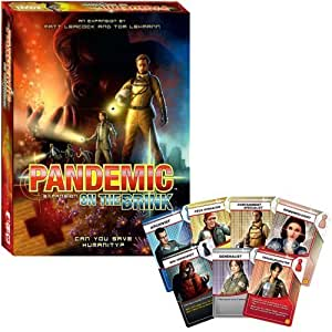 Z-Man Games Pandemic on The Brink Expansion Board Game 2nd Edition