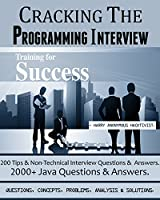 Cracking The Programming Interview Front Cover