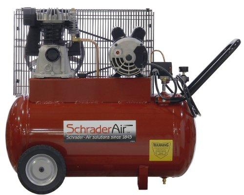 Schrader SA1520 Consumer 5 HP Peak 20-Gallon Portable Air Compressor