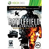 Battlefield Bad Company 2 Ultimate Edition -Xbox 360 ~ Electronic Arts