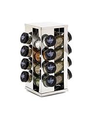 Kamenstein 16-Jar Heritage Spice Rack by Kamenstein
