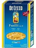 De Cecco Pasta, Fusilli, 16 Ounce (Pack of 5)