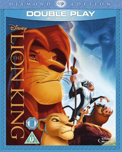 The Lion King – Double Play (Blu-ray + DVD)