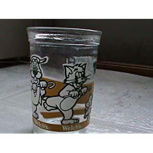 Tom and Jaly http://amazon.com/Welchs-Jelly-Glass-Tom-Jerry/dp/B008NX6ERE