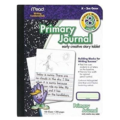 Paper Primary Journal Early 100 Ct