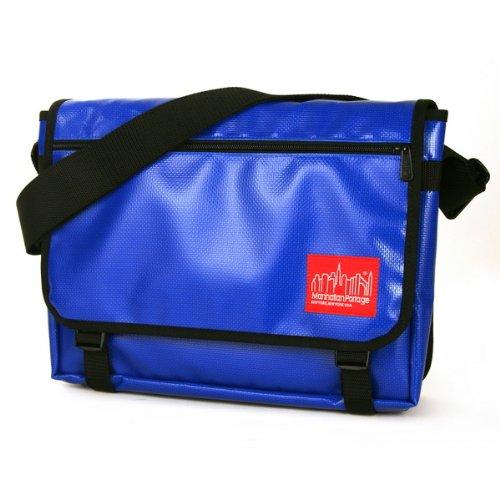 Manhattan Portage Unisex-Adult Vinyl Europa MD Messenger Bag