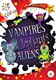 Vampires, Elephants and Aliens 5th Class Skills Book (Fireworks English)