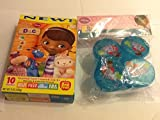 Doc Mcstuffins Fruit Snacks and Snack Containers