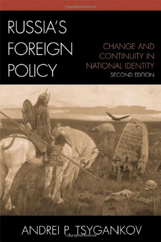 Russia's Foreign Policy: Change and Continuity in...