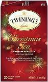 Twinings Black Tea, Christmas, 20 Count