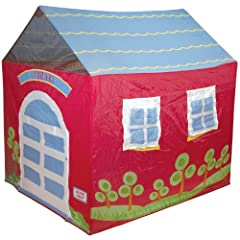 Pacific Play Tents Little Red School House Tent #60500 by PACIFIC PLAY TENTS