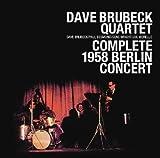 echange, troc Dave Brubeck Quartet - Complete berlin concert 1958