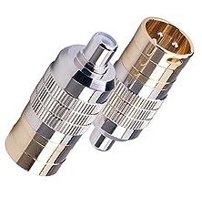 buy Cardas Audio Cga Clear Rca To Xlr Adapter (Pair), Mxlr-Frca