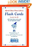 Alfred's Basic Piano Library Flash Ca...