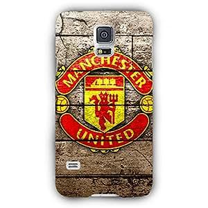 EYP Manchester United Back Cover Case for Samsung S5