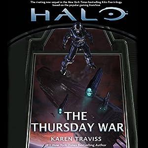 Halo: The Thursday War Hörbuch