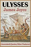 Image of Ulysses - Classic Version (Annotated, Quotes, Author's Biography, Other Features)