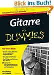 Gitarre f�r Dummies (Fur Dummies)