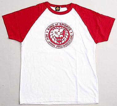 新日本プロレス キング・オブ・スポーツ クラシック Tシャツ (赤) L