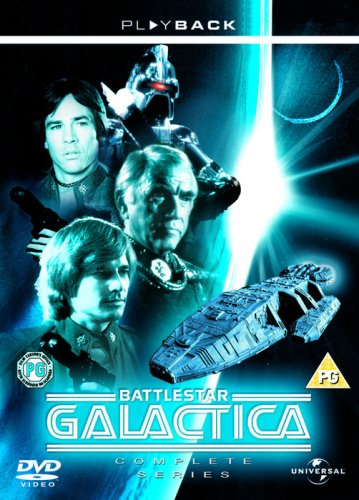 Battlestar Galactica - The Complete Series [1978]