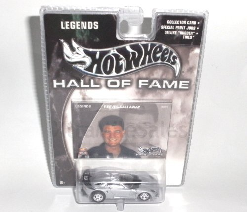 Hot Wheels Legends Hall of Fame Reeves Callaway C7