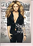 Rolling Stone: Can Shakira Conquer the World? (Issue 1091 November 12, 2009)