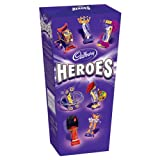 CADBURY HEROES Selection box 200G