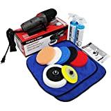 Chemical Guys BUF209 Porter Cable 7424XP Detailing Complete Detailing Kit with Pads, Backing Plate and Accessories (13 Items)