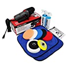 Chemical Guys - Porter Cable 7424XP Detailing Complete Detailing Kit with Pads, Backing Plate and Accessories (13 Items)