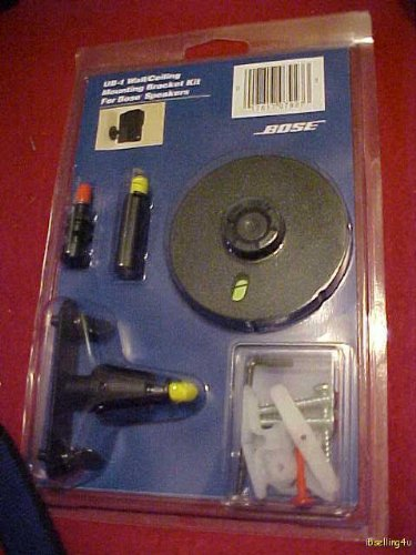 Bose Ub-1 Wall/Ceiling Mounting Bracket Kit For Bose Speakers