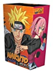 Naruto Box Set 3: Volumes 49-72 with...