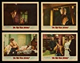 "The Tell-Tale Heart 1961 ORIGINAL LOBBY CARDS Crime Horror - Dimensions: 11"" x 14"""