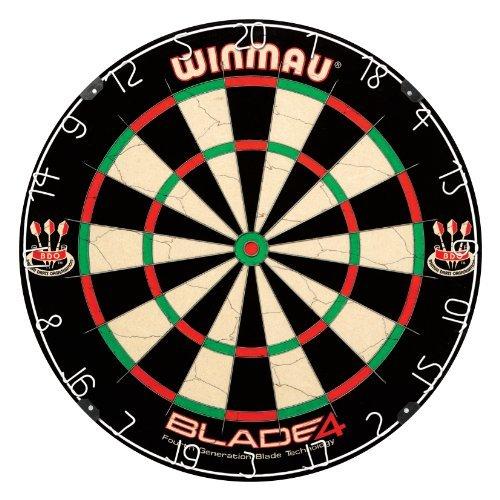 Winmau Blade 4 Bristle Dartboard (Target Dart Board compare prices)