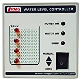 Automatic Water Level Controller with Indicator for Motor Pump Operated by Starter upto 1.5 HP - Tank & Sump